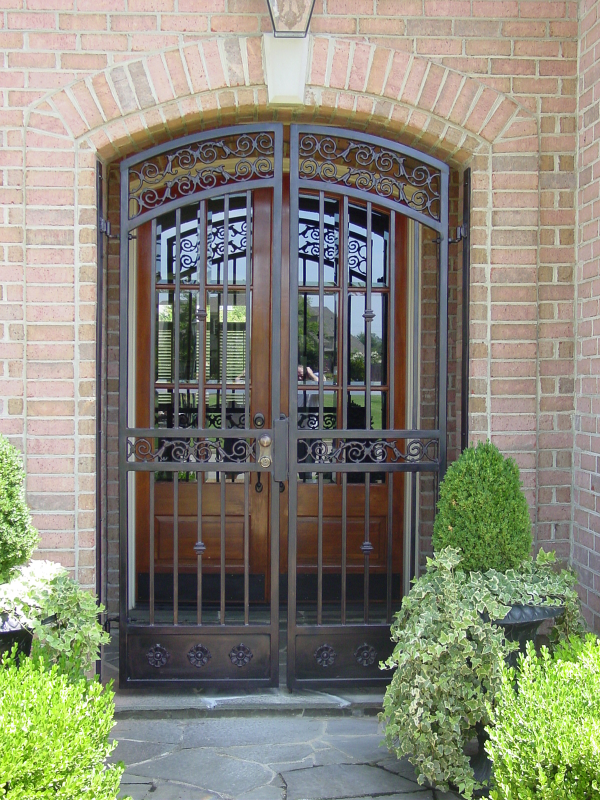 PG 3 & Foyer Gates | West Tennessee Ornamental Door