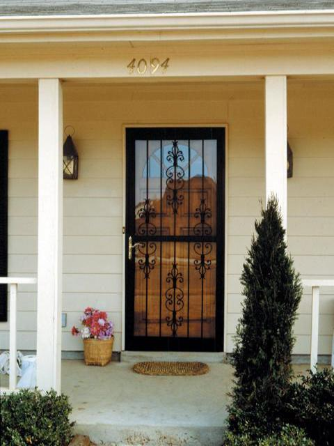 108 Security Storm Door