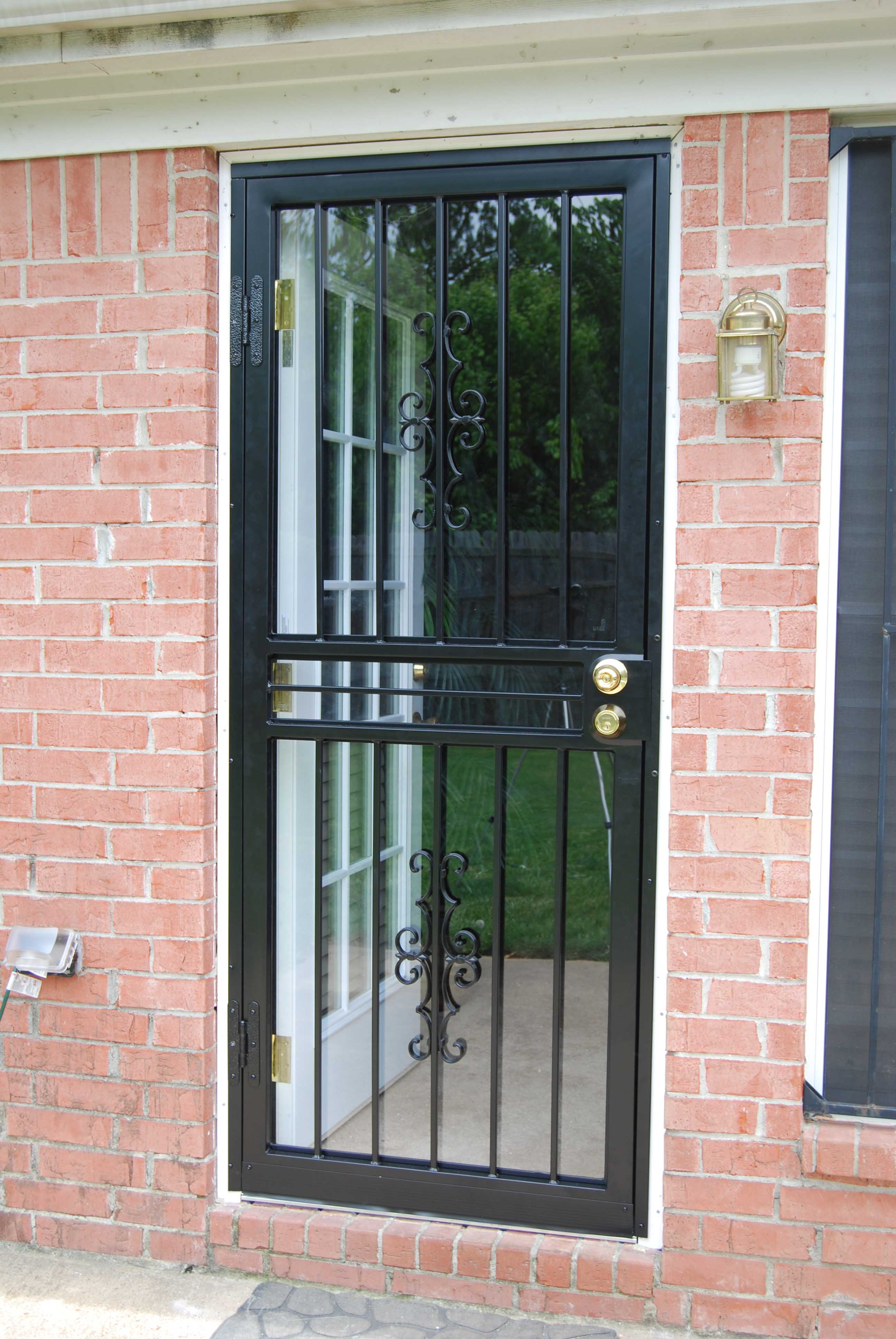 All Products West Tennessee Ornamental Door