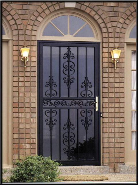 137 symphony west tennessee ornamental door - 30 x 80 exterior door with pet door ...