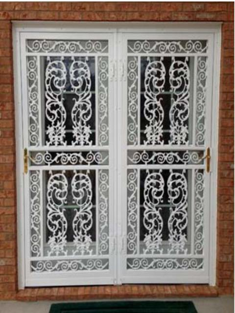 145 Old Elegance Patio Doors