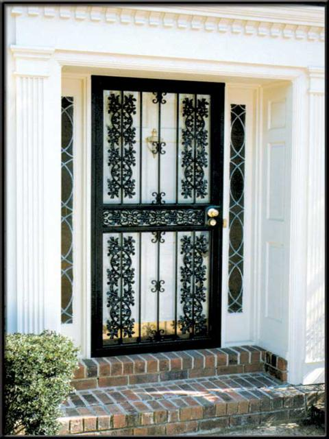 180 Security Storm Door