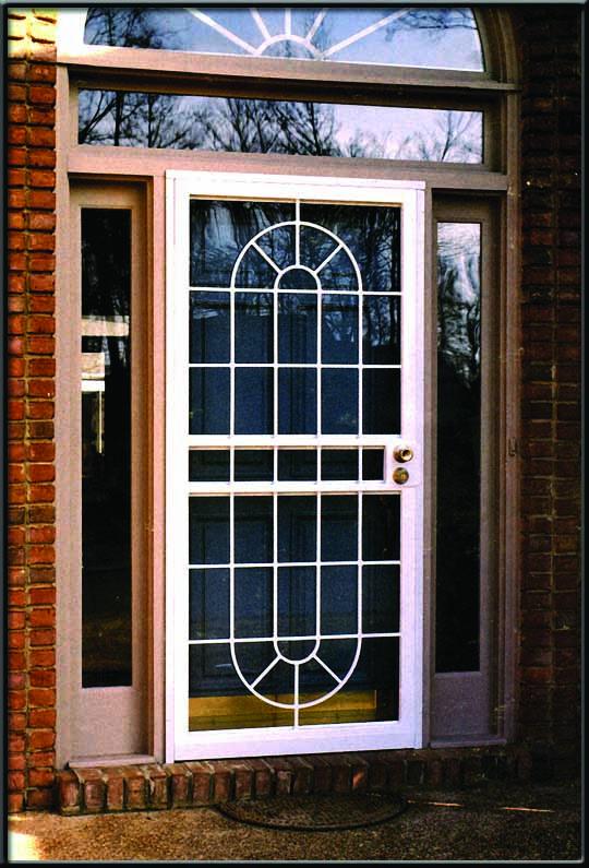 Elegant Series Security Doors