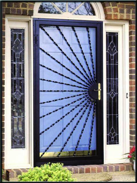 237 Morning Sun & 237 Morning Sun | West Tennessee Ornamental Door