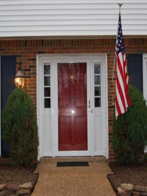 Laminated Glass Security Doors
