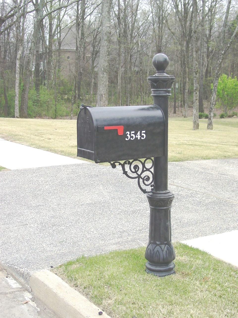 Mail Box Stands